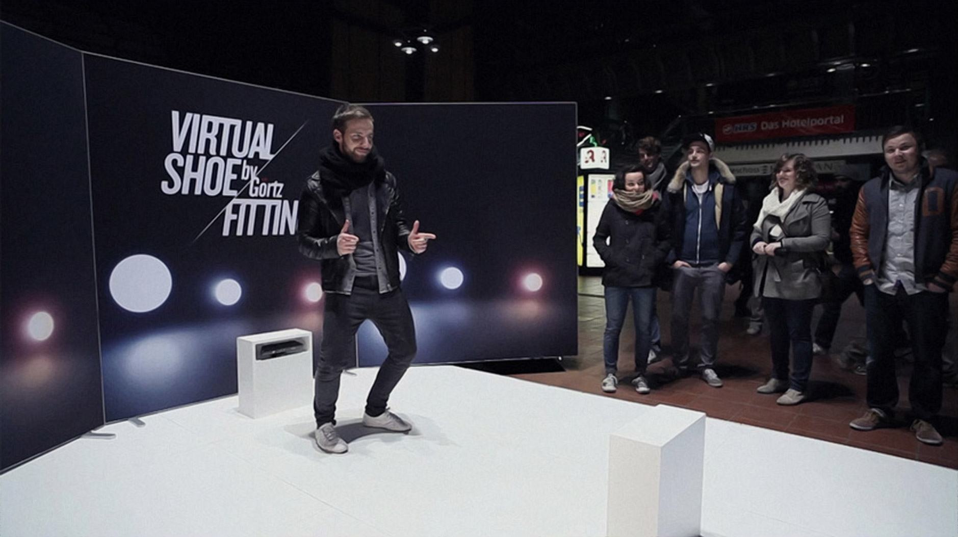 Virtual Shoe Fitting