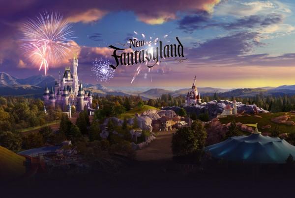 Finding Fantasyland