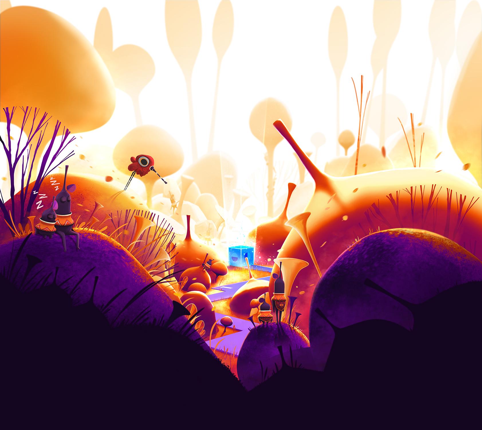 Sparks – A puzzle adventure